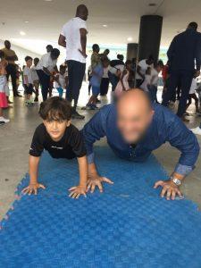Dia do Pai no pré-escolar