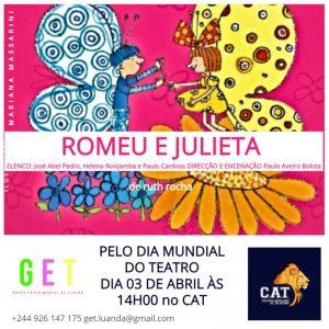 """Comemoração do """"Dia Internacional da Literatura Infantil"""" e o """"Dia Mundial do Teatro"""" no Pré-escolar"""
