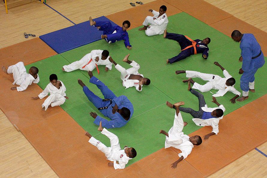 Venha assistir ao Festival Infantil de Judo 🗓 🗺