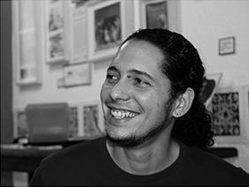 Escritor Ondjaki no Colégio Angolano de Talatona