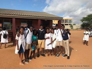 Alunos do CAT promovem a cidadania na Escola 9037