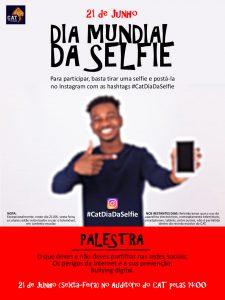 Actividade do dia da Selfie