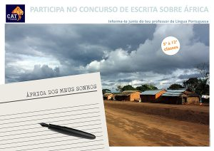 """Concurso de escrita """"África dos Meus Sonhos"""""""