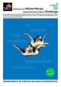 Dia das Tartarugas Marinhas