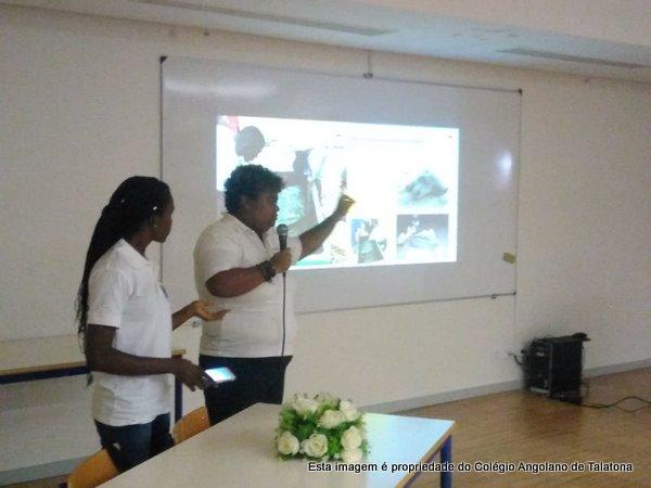 palestra sobre a conservação das tartarugas marinhas em Angola (1)