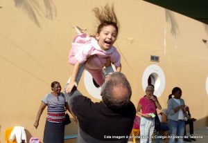 Dia dos Avós: Convite aos Avós do pré-escolar 🗓 🗺